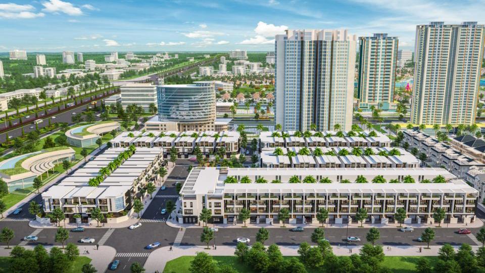 Khu đô thị mới Đông Tăng Long hứa hẹn là nơi an cư và đầu tư mới trên thị trường bất động sản